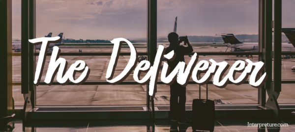 The Deliverer - Poem Analysis