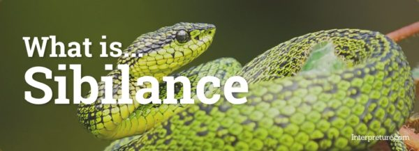 What is Sibilance