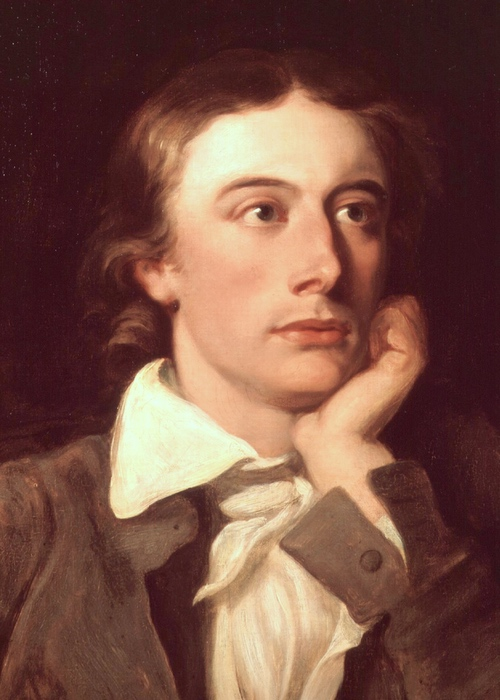 John Keats Context Notes Biography
