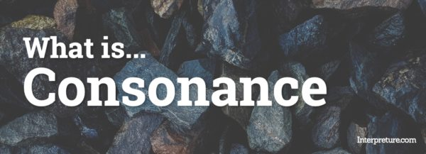 What is Consonance - Explained